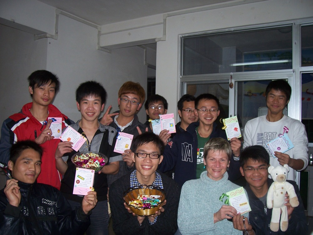 Bullying in China (2/2)