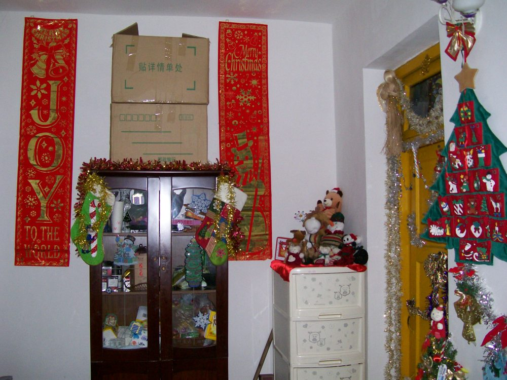 Christmas in the Foreign Teacher's Home (4/6)