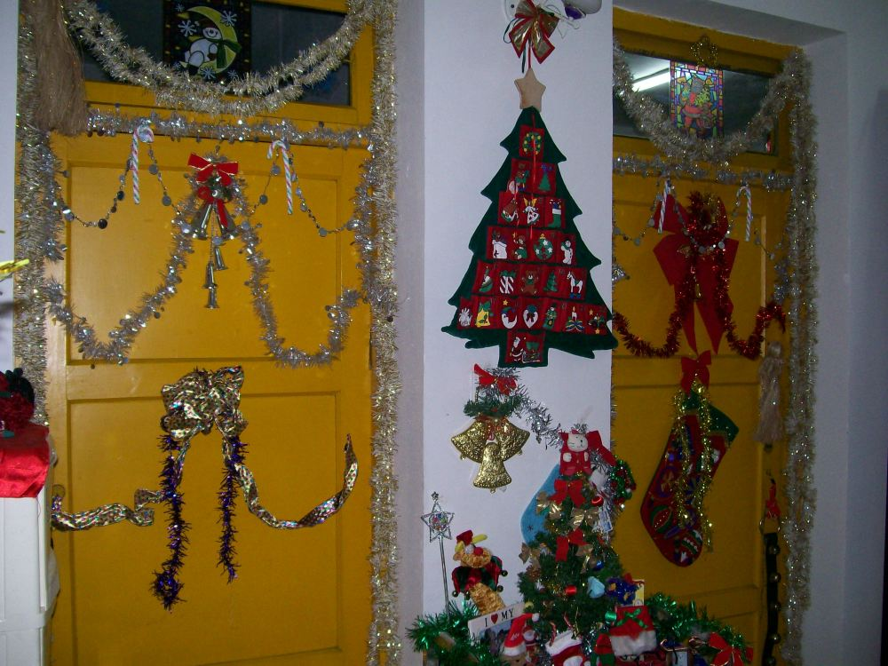 Christmas in the Foreign Teacher's Home (2/6)