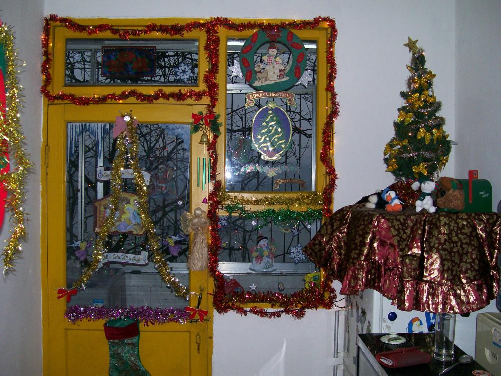 Christmas in the Foreign Teacher's Home (6/6)