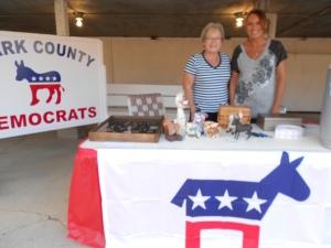 Democrat Party at Fair 043