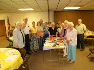 Gilman / Ashkum UMC members
