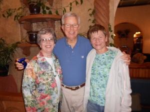 Lyn and Bob Sheffield, my Clemson hosts