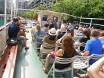 Our docent aboard the Chicago Line Architectural cruise was incredible!