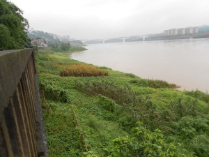 The Yangtze River is no longer at my doorstep